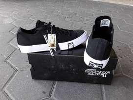 Sepatu Converse All Star CT II Black White