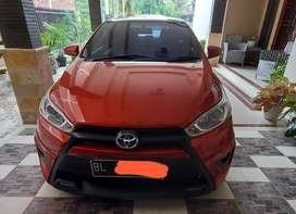 Toyota Yaris A/T 2016 TRD Sportivo