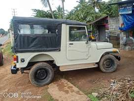 Mahindra Jeep 1999 Diesel Well Maintained