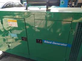 30kva soundproof generators with one year warranty