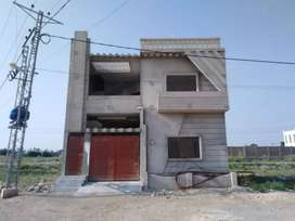 Double Story Bungalow Available For Sale