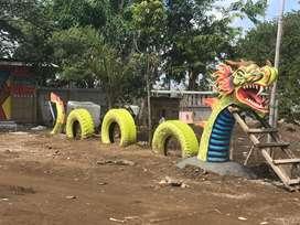 Dijual Pantai Jalasena Sungai Buntu Pedes Karawang