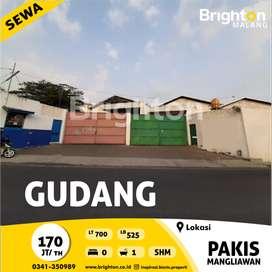 Gudang Malang   Warehouse FOR LEASE INDONESIA   Gudang di PAKIS Malang