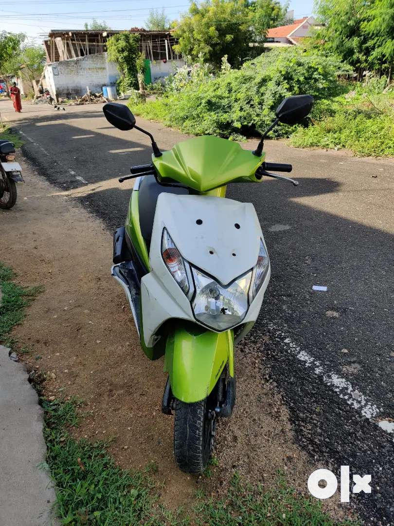 Honda Dio 2015 0