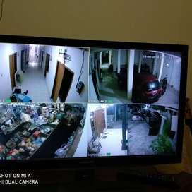 Paket Pemasangan CCTV Bergaransi