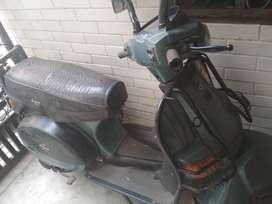 Sparingly driven Bajaj Legend Scooter for sale