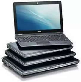 Branded used laptops available at lowest rate