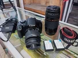 Canon 1300D wifi sepaket