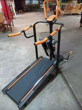 Treadmill manual 6 fungsi magetan