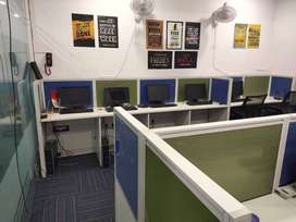 Furnished Office Space without any Brokerage charges in Noida.