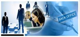 Looking for Female executive for Backoffice with Positive Attitude
