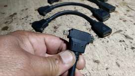 HDMI wire adopters.