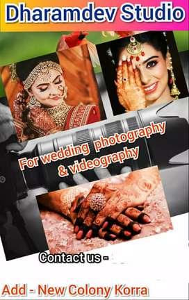 Studio, marriage photography ke like book kare