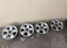 Mercedes Benz E Class W211 Alloy Rim's For Sale