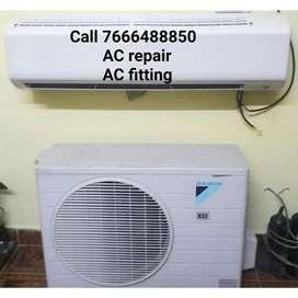 AC repair AC fitting AC service all brand AC repair Samsung AC