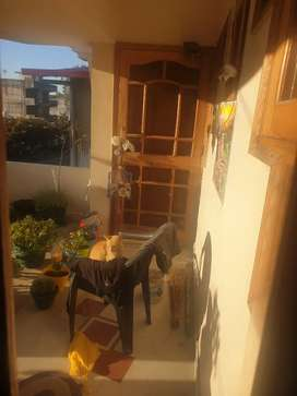 1 Room with attached toilet kitchen for rent