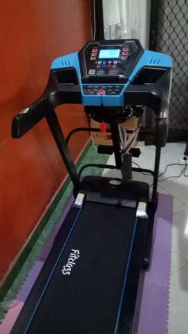 Treadmill osaka siap kirim gratis bayar ditujuan