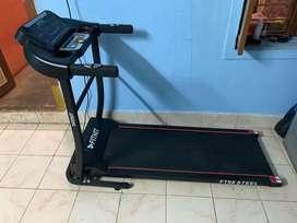 Moterised Treadmill (Max 100Km run)