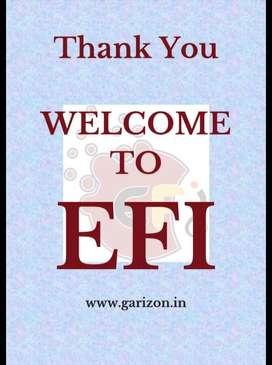 EFI PVT. LTD. Company Darbhanga