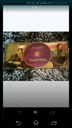 Cd Paul Gilbert - Gilbert Hotel