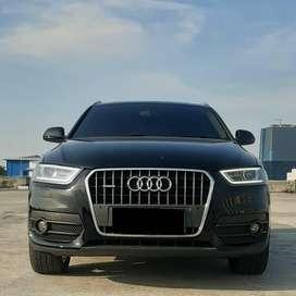 Audi Q3 thn 2012 pemakaian thn 2013