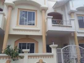 Tolet 3 bhk duplex furnished in rohit nagar