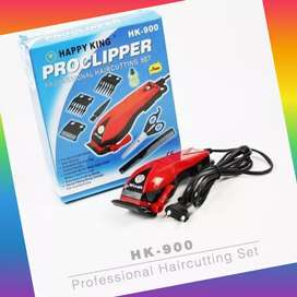 bisa bayar ditempat alat cukur rambut pangkas original happyking x52