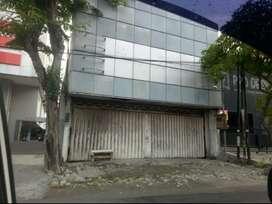 Jual Toko Showroom Raya Manyar Kertoarjo Gramedia - Pro Design -SAMSAT