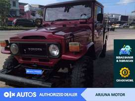 [OLXAutos] Toyota Land Cruiser FJ40 4.2 MT Bensin 1977 #Arjuna Motor