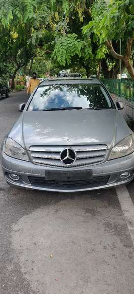 Mercedes Benz C250 D automatic