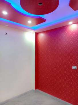 House for sale in uttam nagar with 90% bank loan facility