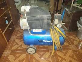 Kompressor (pompa angin) dijual BU