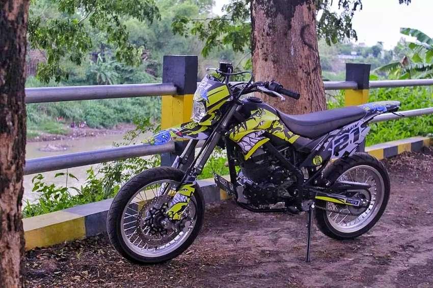 Kawasaki D-Tracker 0