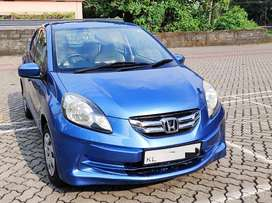 Honda Amaze 1.2 S i-VTEC, 2014, Diesel