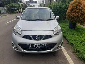 Jual nisan march xs 2014