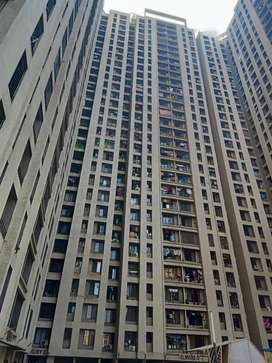 2bhk front ready with parking dosti project.