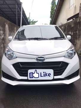PROMO MURAH! Daihatsu Sigra tipe X 1.2 Manual 2018 Putih