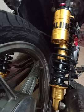 Shockbreaker motor