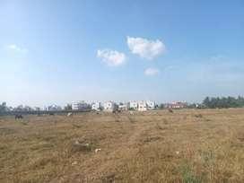 Villa plot for sale in mudichur