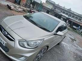 Hyundai fludic verna