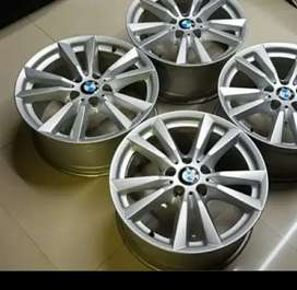 "Original BMW 18"" Double Spoke Alloy wheel"