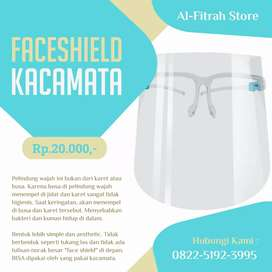 FACESHIELD KACAMATA