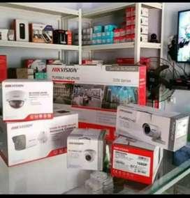 Instalasi cctv HILOOK murah online full HD jernih Jabodetabek