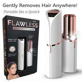 Flawless Facial Hair Remover – Women Painless Hair Remover