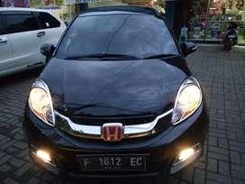 Mobilio E Prestige CVT th.2014 Metic Siap Pakai