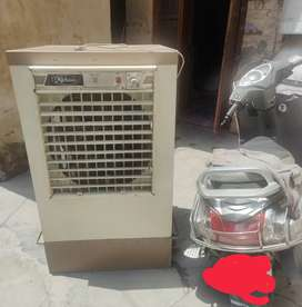 Big size and heavy air cooler