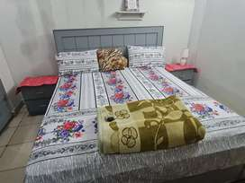 Double bed sale only 29000 only bed