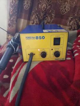 Heatgun for sell like new only 15days use