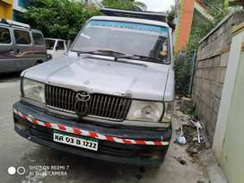 TOYOTA Qualis for sale