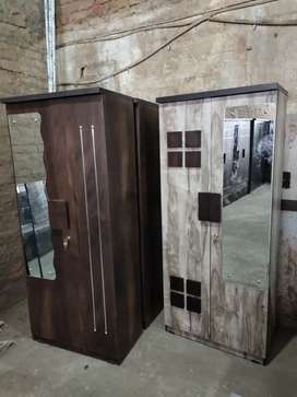 Brand new 75 by 32 two double door wardrobe
